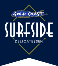 Gold Coast Surfside Deli – Huntington, NY Logo