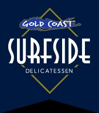 Gold Coast Surfside Deli – Huntington, NY Logo